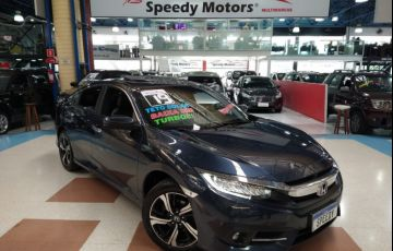 Honda Civic 1.5 16V Turbo Touring