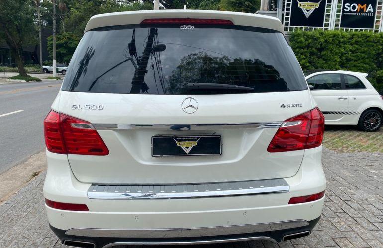 Mercedes-Benz Gl 500 5.5 V8 - Foto #5