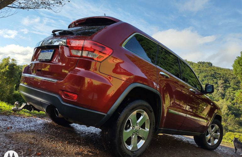 Jeep Grand Cherokee Limited 3.6 (aut) - Foto #6