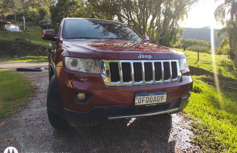 Jeep Grand Cherokee Limited 3.6 (aut) - Foto #7