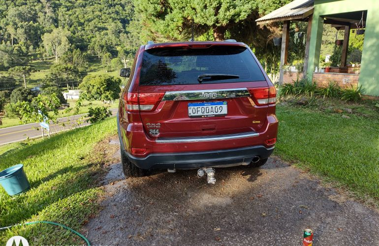 Jeep Grand Cherokee Limited 3.6 (aut) - Foto #9