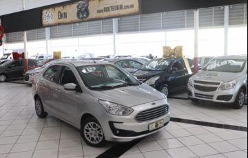 Ford Ka 1.0 Tivct SE Plus Sedan - Foto #7