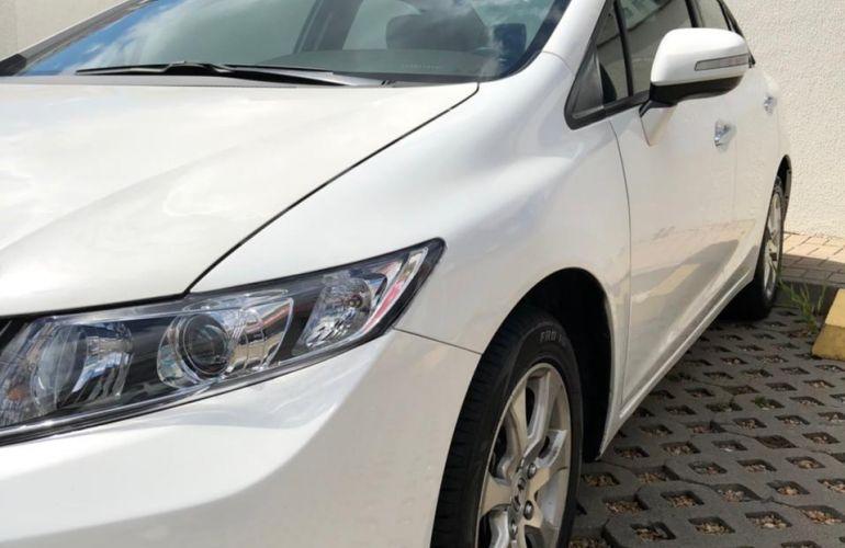 Honda New Civic EXS 1.8 16V i-VTEC (Aut) (Flex) - Foto #8