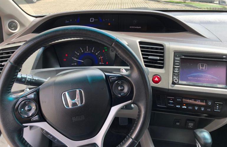 Honda New Civic EXS 1.8 16V i-VTEC (Aut) (Flex) - Foto #9