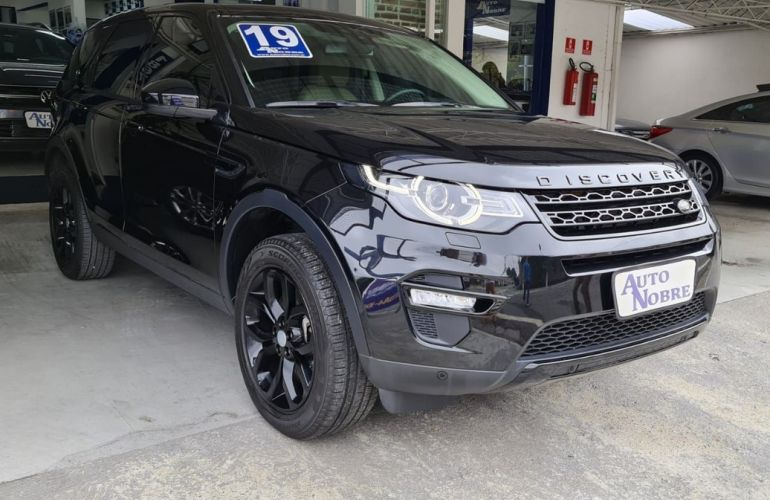 Land Rover Discovery Sport 2.0 16V Si4 Turbo Hse - Foto #2