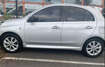 Nissan March 1.6 16V Rio (Flex)