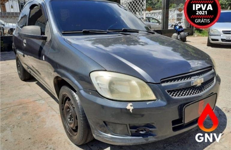 Chevrolet Celta 1.0 MPFi LS 8V Flex 2p Manual - Foto #3