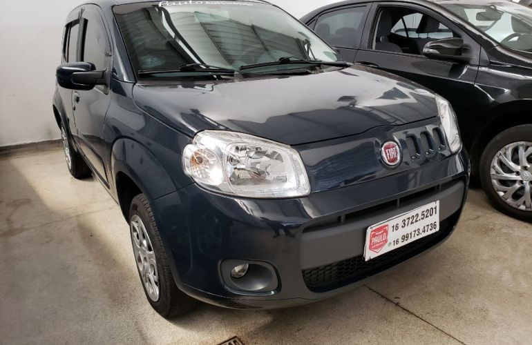 Fiat Uno 1.0 Vivace 8v - Foto #1