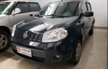Fiat Uno 1.0 Vivace 8v - Foto #2