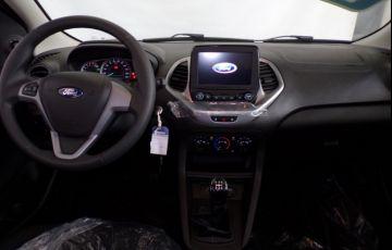 Ford Ka 1.0 Tivct SE Sedan - Foto #9