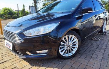 Ford Focus Sedan Titanium 2.0 16V (Aut)