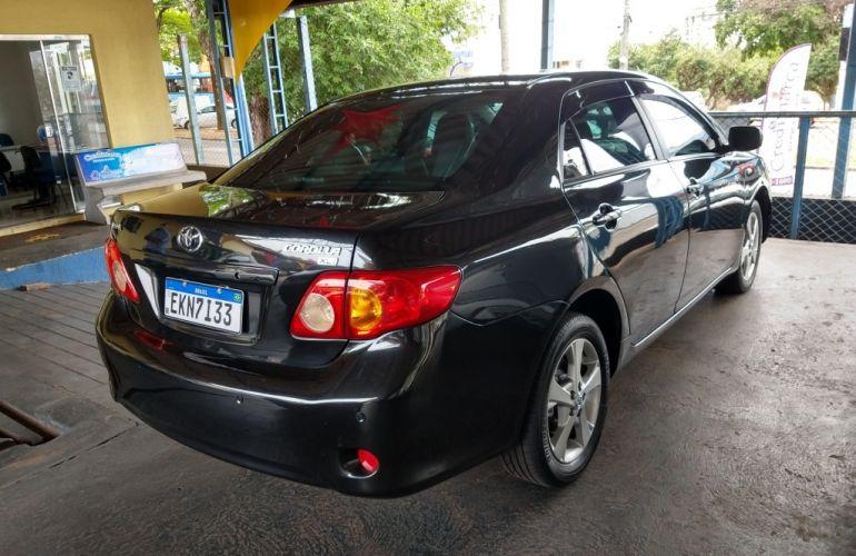 Toyota Corolla Sedan XLi 1.8 16V (aut) - Foto #6
