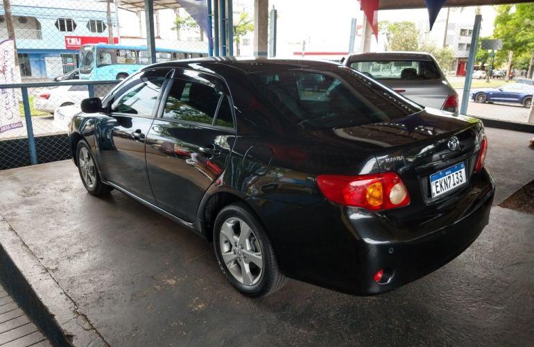 Toyota Corolla Sedan XLi 1.8 16V (aut) - Foto #8