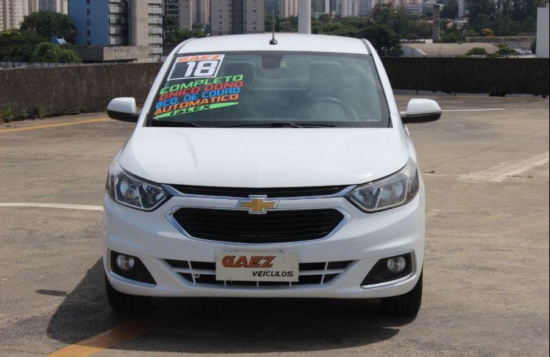 Chevrolet Cobalt 1.8 MPFi Elite 8v - Foto #2