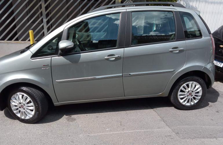 Fiat Idea Essence 1.6 16V E.TorQ Dualogic (Flex) - Foto #6