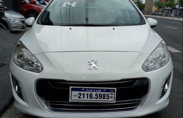 Peugeot 308 2.0 Allure 16v - Foto #1