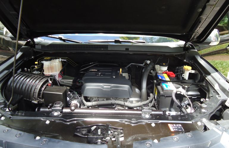 Chevrolet S10 2.5 ECOTEC SIDI LTZ 4WD (Cabine Dupla) (Aut) - Foto #10