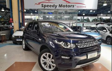 Land Rover Discovery Sport 2.0 16V Si4 Turbo SE 7 Lugares