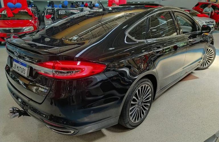 Ford Fusion 2.0 Titanium AWD 16v - Foto #3
