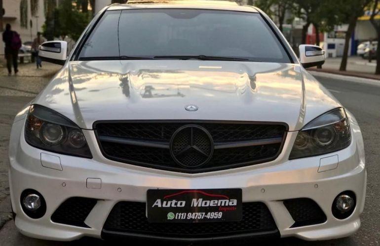 Mercedes-Benz C 63 Amg 6.2 V8 Mct - Foto #4