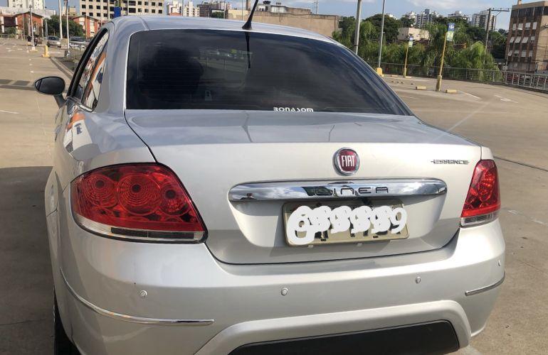 Fiat Linea Essence 1.8 16V (Flex) - Foto #5