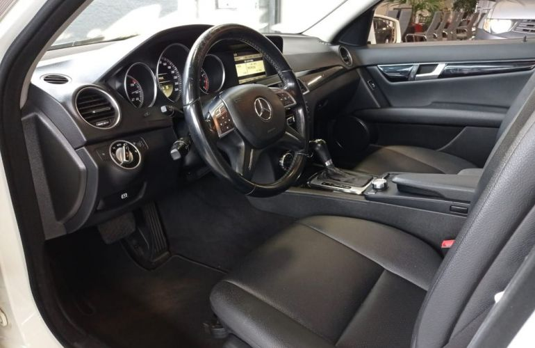 Mercedes-Benz C 180 1.8 Cgi Classic 16V Turbo - Foto #10