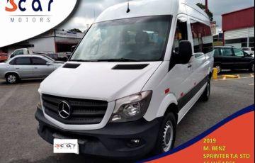Mercedes-Benz Sprinter 2.2 Cdi Van 415 Ta Longo 16l
