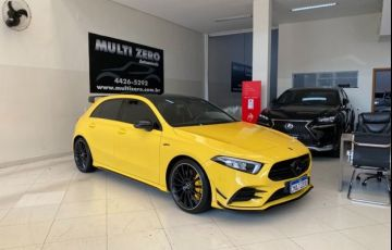 Mercedes-Benz A 35 AMG LAUNCH EDITION 4MATIC 7G-DCT 2.0 CGI