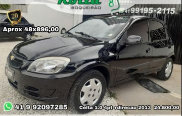 Chevrolet Celta LT 1.0 MPFI 8V Flexpower - Foto #1