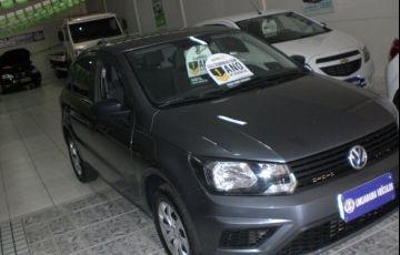 Volkswagen Novo Gol 1.0 TEC (Flex) 4p