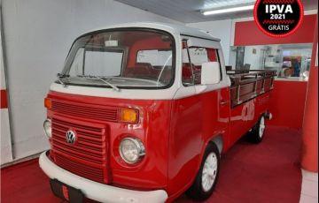 Volkswagen Kombi 1.6 Mi Pick-up CS 8V Gasolina 2p Manual