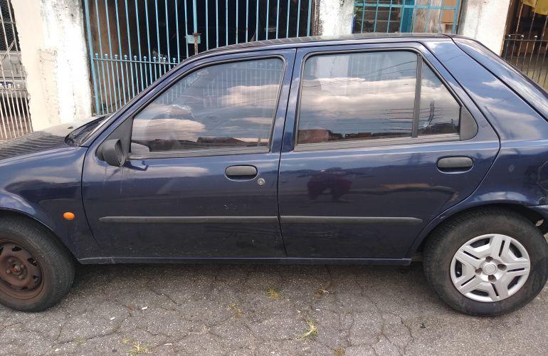 Ford Fiesta Hatch 1.0 MPi - Foto #1