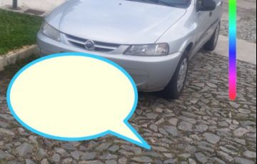 Chevrolet Celta Spirit 1.4 4p - Foto #4