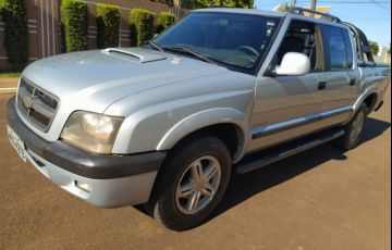 Chevrolet S10 Executive 4x4 2.8 Turbo Electronic (Cab Dupla)