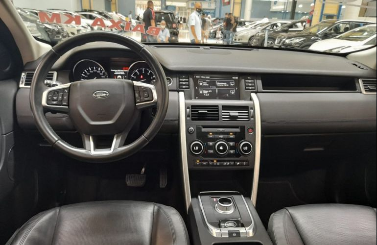 Land Rover Discovery Sport 2.0 16V Si4 Turbo SE 7 Lugares - Foto #3