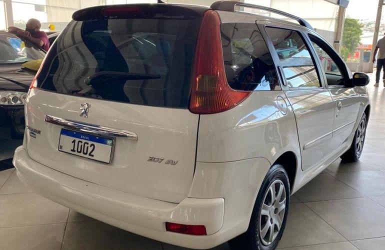 Peugeot 207 1.4 Xr Sport Sw 8v - Foto #4