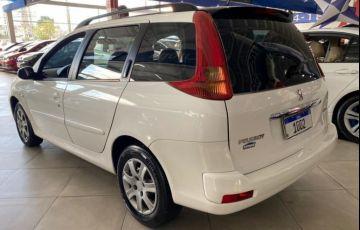 Peugeot 207 1.4 Xr Sport Sw 8v - Foto #5