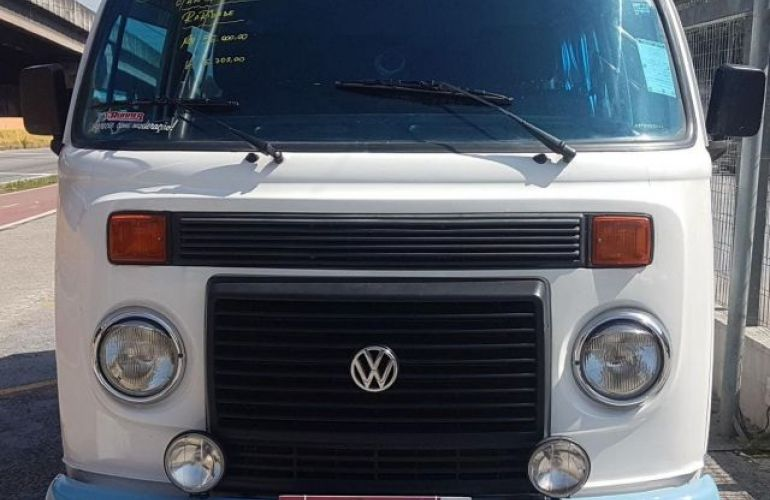 Volkswagen Kombi Standard Lotação 1.4 Mi 8V Total Flex - Foto #1