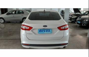 Ford Fusion 2.5 16V iVCT (Flex) (Aut) - Foto #4