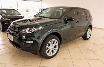 Land Rover Discovery Sport 2.2 16V Sd4 Turbo Hse - Foto #1