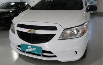 Chevrolet Onix Joy 1.0 MPFI 8V - Foto #1