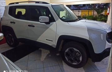 Jeep Renegade 1.8 STD (Aut)