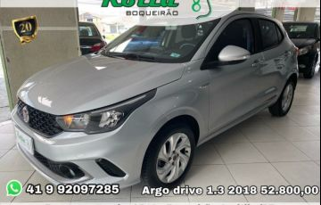 Fiat Argo Drive 1.3 Flex