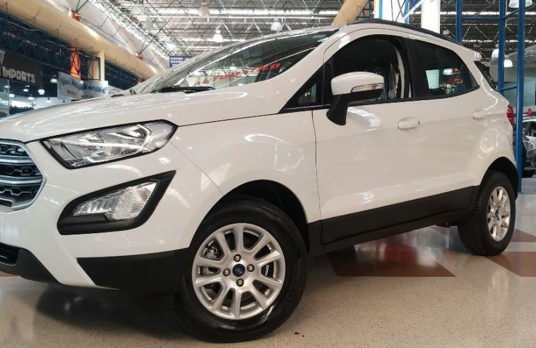 Ford Ecosport 1.5 Tivct Se - Foto #10