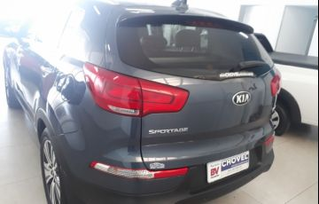 Kia Sportage 2.0 EX (Flex) (Aut) P.265 - Foto #4