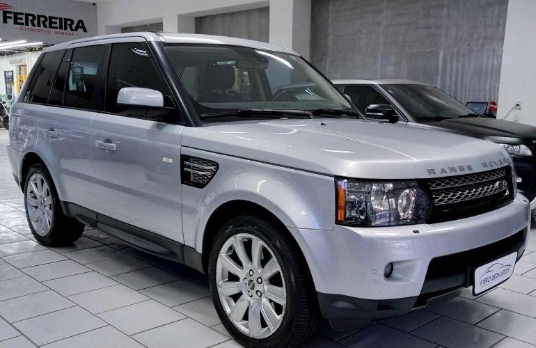 Land Rover Range Rover Sport HSE 4X4 3.0 Bi-Turbo V6 24V - Foto #2