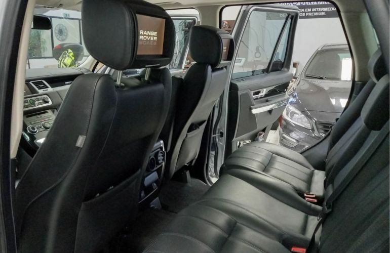 Land Rover Range Rover Sport HSE 4X4 3.0 Bi-Turbo V6 24V - Foto #9