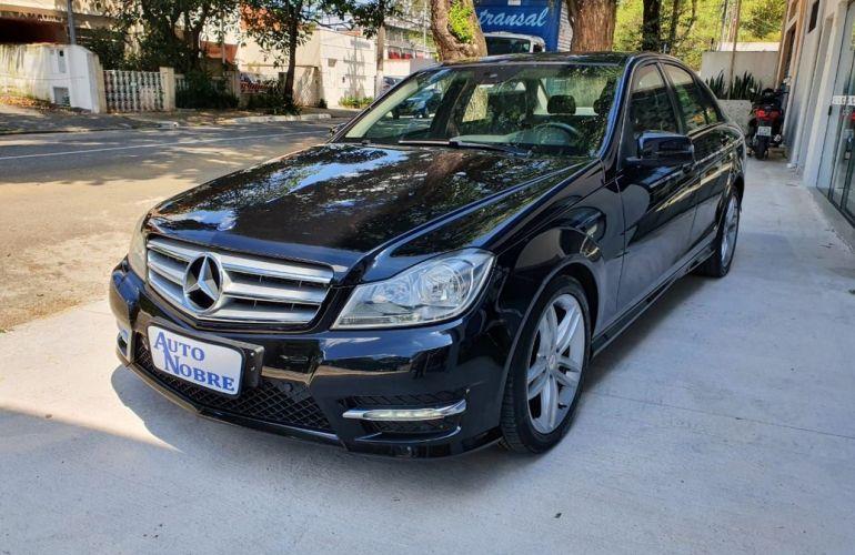 Mercedes-Benz C 180 1.6 Cgi Sport 16V Turbo - Foto #9
