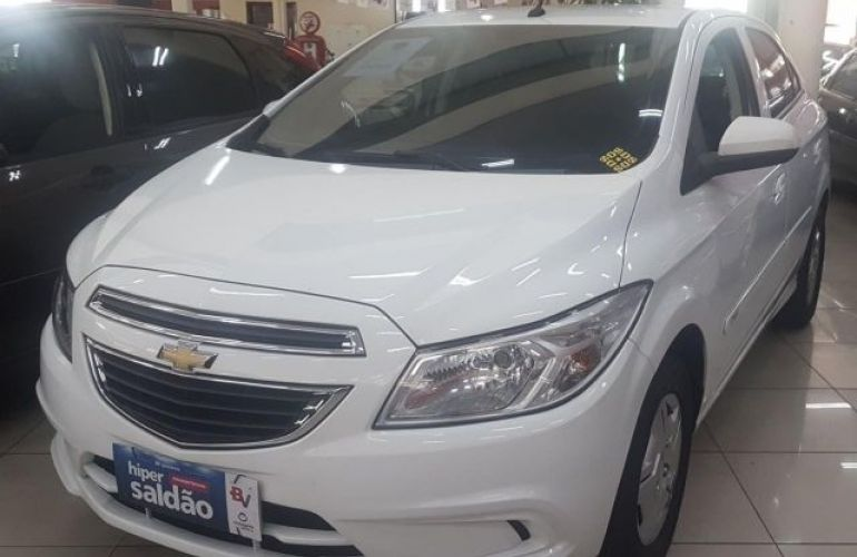 Chevrolet Onix LT 1.0 MPFI 8V - Foto #3