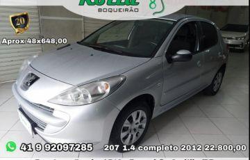 Peugeot 207 Active 1.4 8V Flex